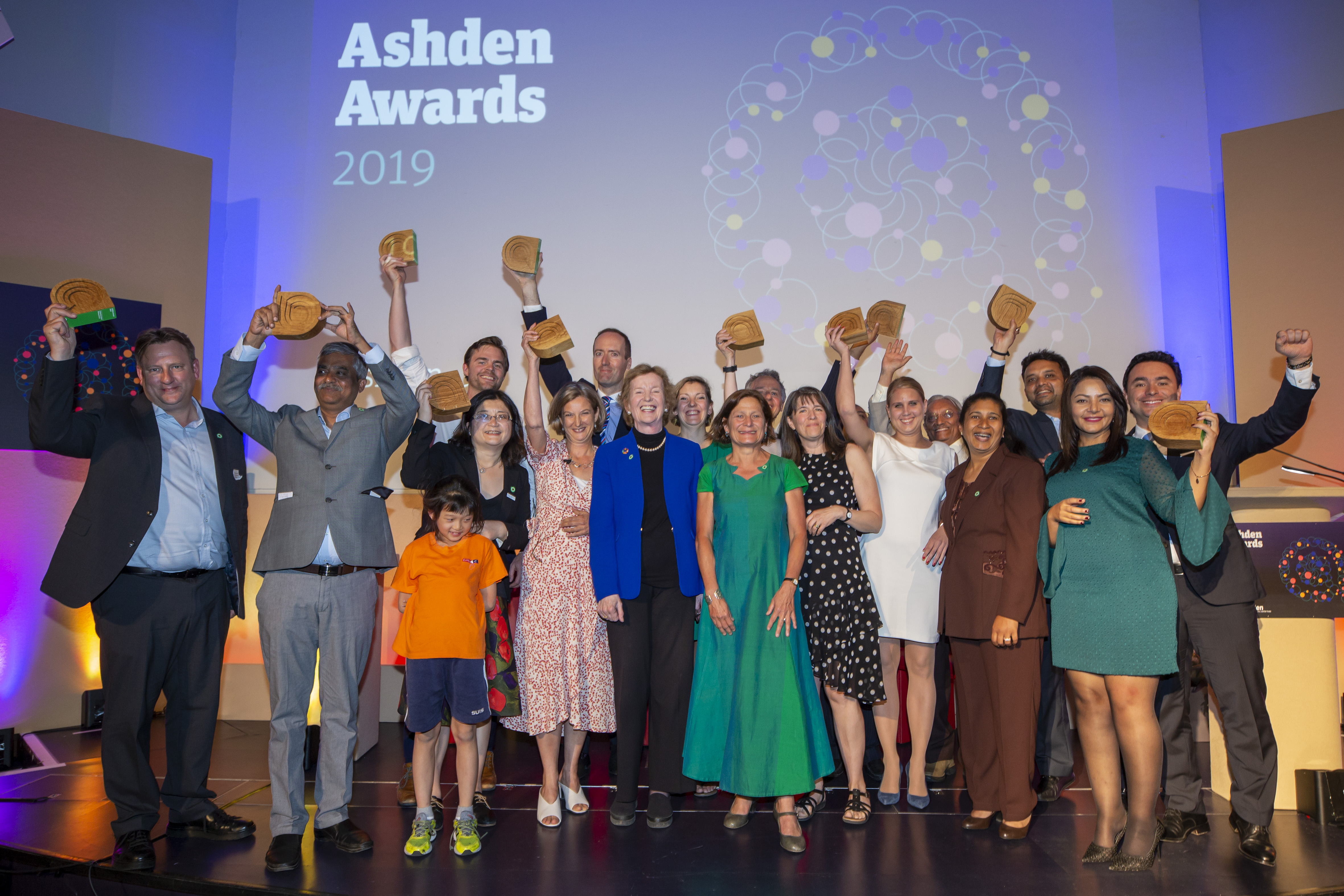 Ashden trust social investment networks listed investment companies recommendations for improvement