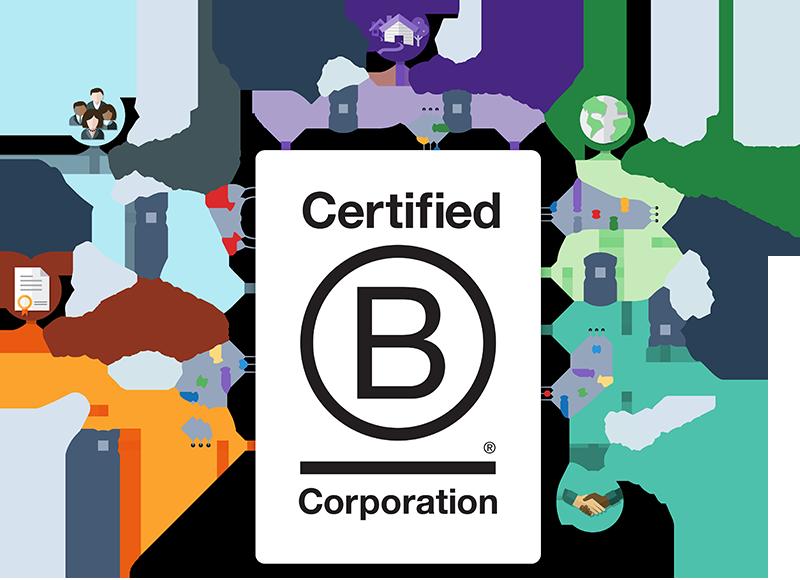 E Co: B Corp-certified!
