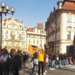 Climate Strike in Prague