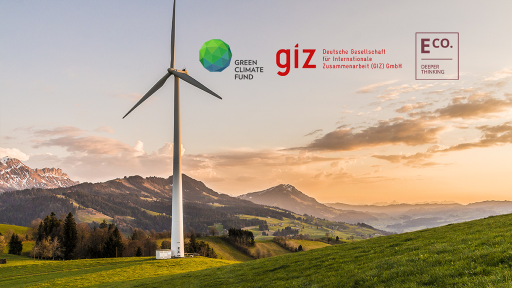 'GCF Renewable Investment Guidance': online consultation platform until 8 November
