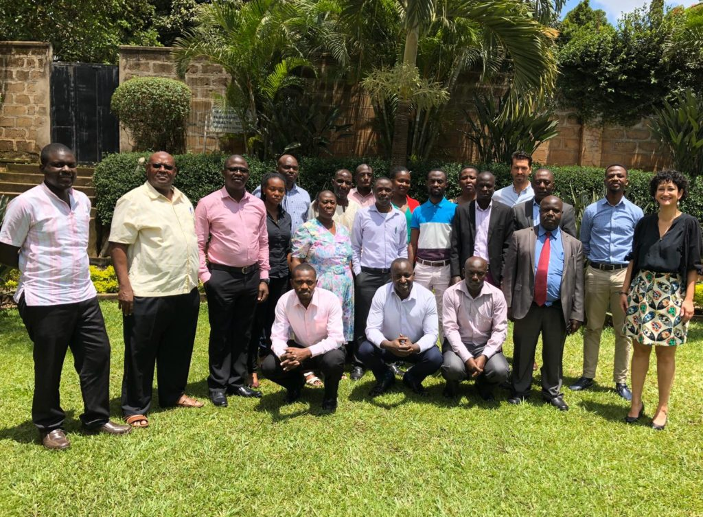E Co. training: Accelerating climate action in Uganda