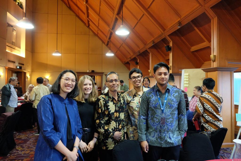 Indonesia Training Group Photo