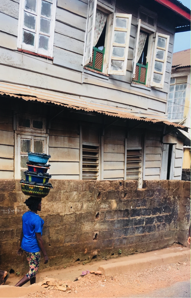 Renewable energy and its opportunities to provide adaptation benefits to women in Sierra Leone