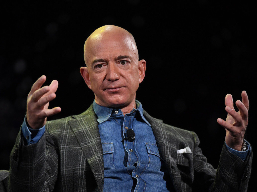The $10 billion question—can Bezos throw money (effectively) at our climate problem?