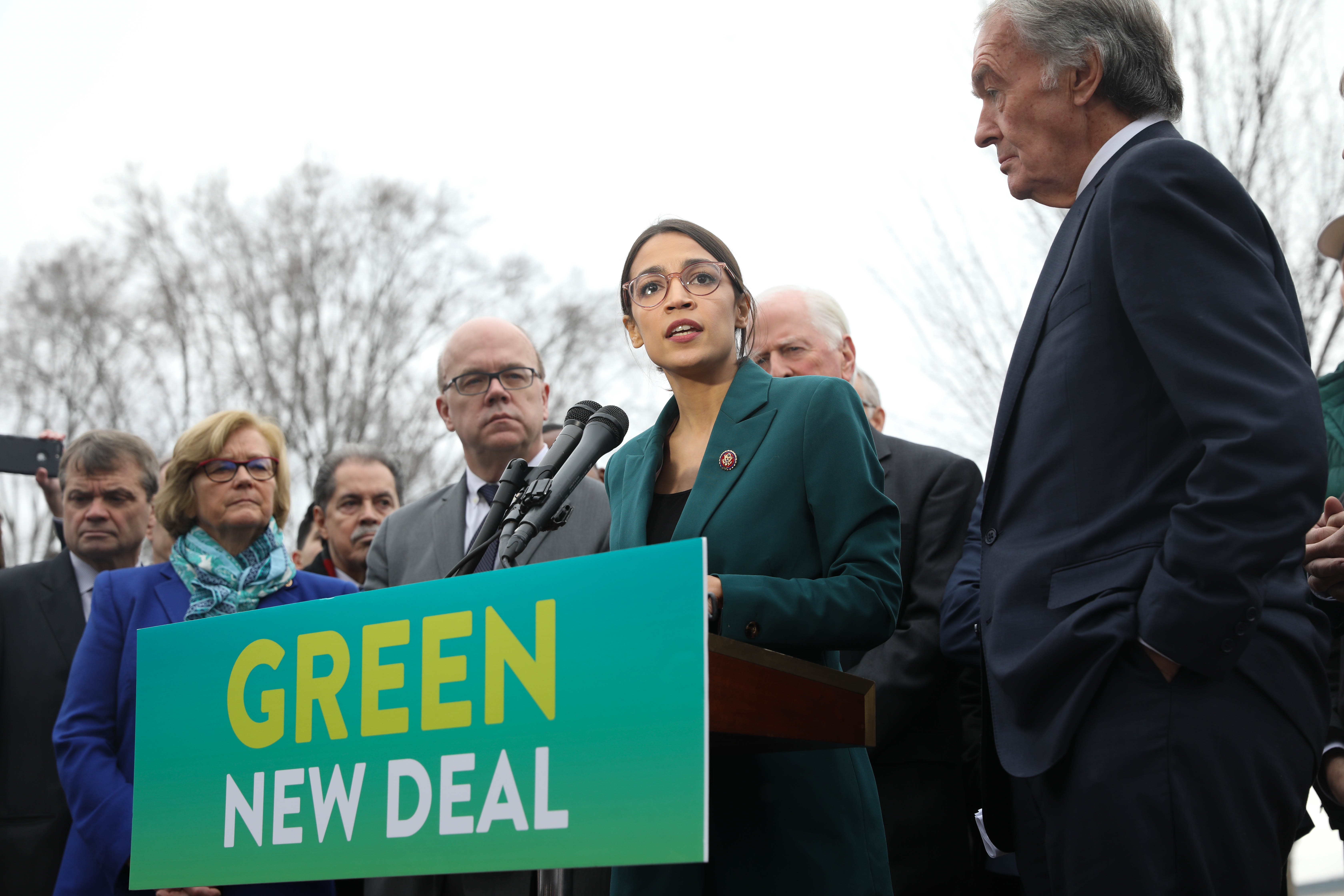 Green New Deal Conference
