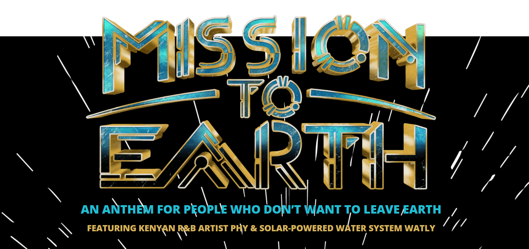 Mission To Earth Text