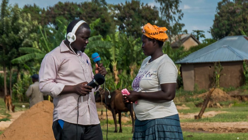 E Co. Lunch breaks: BBC Media Action – Building climate resilience through local communication