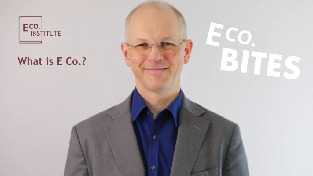 E Co. bites: What is E Co.?